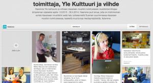 Toimittaja Klassinen